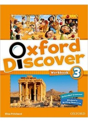 OXFORD DISCOVER 3 WORKBOOK