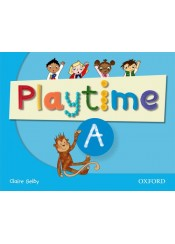 PLAYTIME A (+DVD)