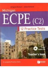 MICHIGAN ECPE 12 PRACTICE TESTS (C2) TEACHER'S BOOK