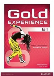 GOLD EXPERIENCE B1 COMPANION