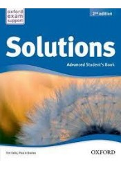 SOLUTIONS ADVANCED STUDENTS (2ND EDITION)
