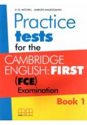 CAMBRIDGE ENGLISH FIRST PRACTICE TESTS 1