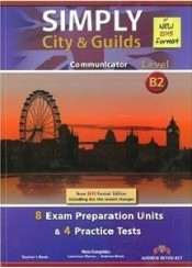 SIMPLY CITY & GUILTS B2 STUDENT'S BOOK NEW FORMAT 2015