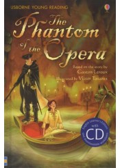THE PHANTOM OF THE OPERA WITH CD
