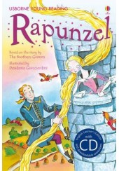 RAPUNZEL WITH CD