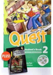 QUEST 2 STUDENT' S BOOK AND READER PACK