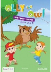 OLLY THE OWL ONE YEAR COURSE STUDENT'S BOOK
