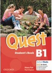 QUEST B1 STUDENTS PACK (+READER+CD-ROM)