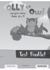 OLLY THE OWL ONE YEAR COURSE TEST BOOK