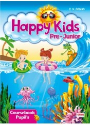 HAPPY KIDS PRE-JUNIOR COURSEBOOK