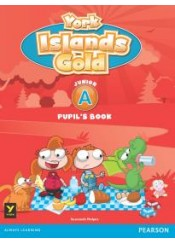 YORK ISLANDS GOLD JUNIOR A STUDENT'S (+CUT-OUTS & eBOOK)