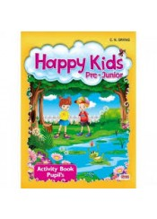 HAPPY KIDS PRE-JUNIOR ACTIVITY BOOK
