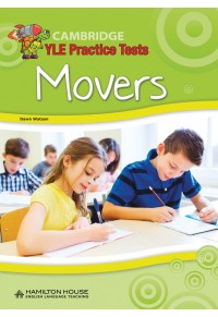 CAMBRIDGE YOUNG LEARNERS ENGLISH TESTS - MOVERS 978-9925-31-004-3 9789925310043
