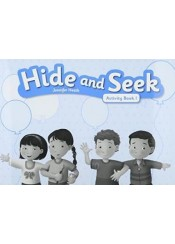 HIDE AND SEEK 1 ACTIVITY BOOK (+AUDIO CD)