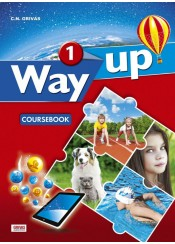 WAY UP 1 COURSEBOOK WITH WRITING BOOKLET