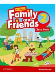 FAMILY AND FRIENDS 2 SB PACK (+ READER + CD-ROM)