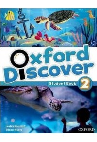 OXFORD DISCOVER 2 STUDENT'S PACK (+STUDY COMPANION) 978-01-900000-11 1900011