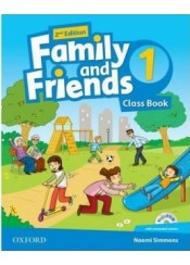 FAMILY AND FRIENDS 1 SB PACK (+ READER + CD-ROM) 2ND ED