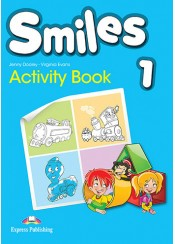 SMILES 1 ACTIVITY BOOK (INTERNATIONAL)