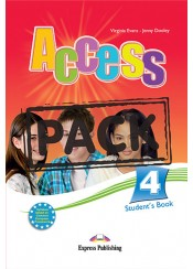 ACCESS 4 STUDENT'S PACK 2 (GRAMMAR ENGLISH EDITION)