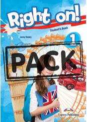 RIGHT ON! 1 - STUDENT'S PACK (+iEBOOK)
