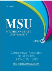 MSU CELC B2 PREPARATION & PRACTICE TESTS (+ SUPPLEMENTARY BOOKLET)