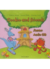 COOKIE & FRIENDS STARTER CLASS CD (1)