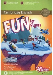 FUN FOR FLYERS SB 4TH ED. (+ONLINE ACTIVITIES AND HOME FUN BOOKLET)