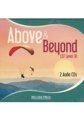 ABOVE AND BEYOND B1 CLASS CD's (2)