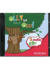 OLLY THE OWL JUNIOR B CLASS CD's (2)