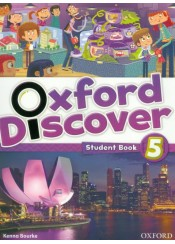 OXFORD DISCOVER 5 STUDENTS PACK (+ WORDLIST +READER)