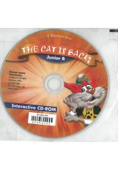 THE CAT IS BACK JUNIOR B INTERACTIVE CD-ROM