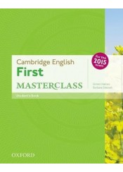 CAMBRIDGE ENGLISH FIRST MASTERCLASS FOR THE 2015 EXAM