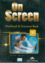 ON SCREEN B1 WORKBOOK & GRAMMAR BOOK (WITH DIGIBOOK APP)