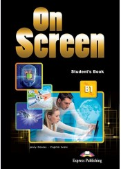 ON SCREEN B1 STUDENT'S BOOK (WITH ieBOOK & PUBLIC SPEAKING SKILLS)