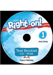 RIGHT ON! 1 TEST BOOKLET CD-ROM