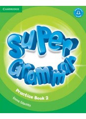 SUPER MINDS SUPER GRAMMAR PRACTICE BOOK 2