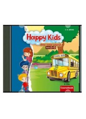 HAPPY KIDS JUNIOR A & B (ONE YEAR) CD