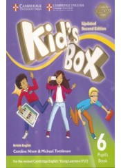 KID'S BOX 6 PUPIL'S BOOK UPDATED SECOND EDITION