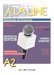 A LA UNE 2 METHODE DE FRANCAIS (+CD MP3+ DVD)