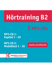 HORTRAINING B2  2 MP3-CD'S