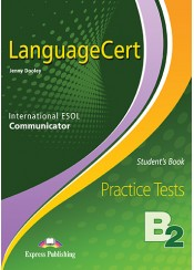 LANGUAGECERT COMMUNICATOR B2 PACTICE TESTS