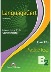 LANGUAGE CERT ESOL B2 COMMUNICATOR CLASS CDs