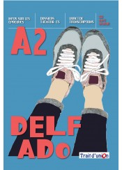 DELF ADO A2 (+CD AUDIO)
