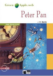 PETER PAN LEVEL A1 - GREEN APPLE (+AUDIO CD)
