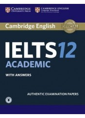 CAMBRIDGE ENGLISH IELTS 12 SELF-STUDY EDITION