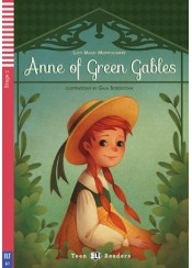 ANNE OF GREEN GABBLES (+CD) - TEEN ELI READERS STAGE 1
