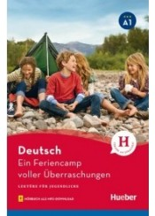 EIN FERIENCAMP VOLLER UBERRASCHUNGEN - LEKTURE MIT MP3 DOWNLOAD A1