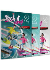 TECH IT EASY 2 ΠΑΚΕΤΟ ΜΕ I-BOOK + REVISION BOOK ΜΕ CD