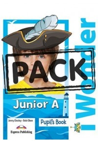 iWONDER JUNIOR A STUDENT'S PACK (+ ALPHABET) 978-1-4715-7729-1 9781471577291
